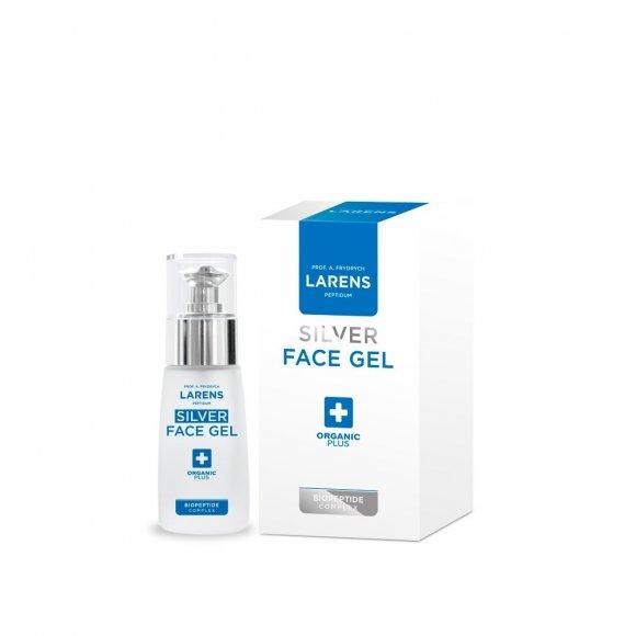 Silver Face Gel 30ml